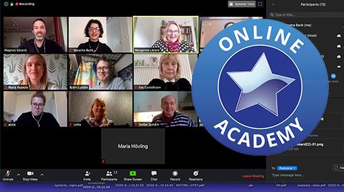 Akademi Coachstjärnans Online Academy